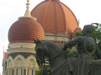 Chhatrapati Shivaji Maharaj and Taj Mahal Hotel