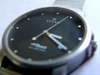 How long ago was that? - An image of Titan Fastrack wrist watch
